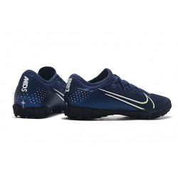 Nike Vapor 13 Pro TF Football Boots Dark Blue