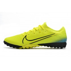 Nike Vapor 13 Pro TF Football Boots Fluo Green