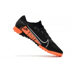 Nike Vapor 13 Pro TF Football Boots Low  Black Orange