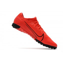 Nike Vapor 13 Pro TF Football Boots Red