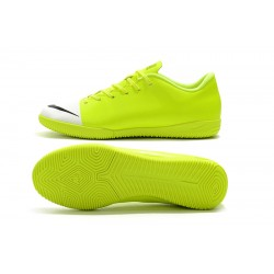 Nike Vaporx 12CLUB IC Football Boots Fluo Green White