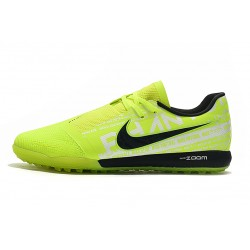 Nike Zoom Phantom VNM Pro TF Football Boots Fluo Green